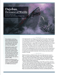 RPG Item: Dajobas, Devourer of Worlds
