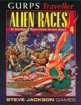 RPG Item: GURPS Traveller: Alien Races 4