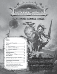 RPG Item: Dark Sun D&D Fifth Edition Rules