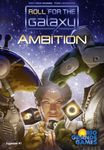 Board Game: Roll for the Galaxy: Ambition
