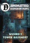 RPG Item: Wizard's Tower Basement