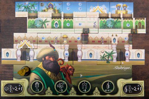 Board Game: Sultaniya