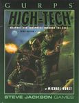 RPG Item: GURPS High-Tech (Third Edition)