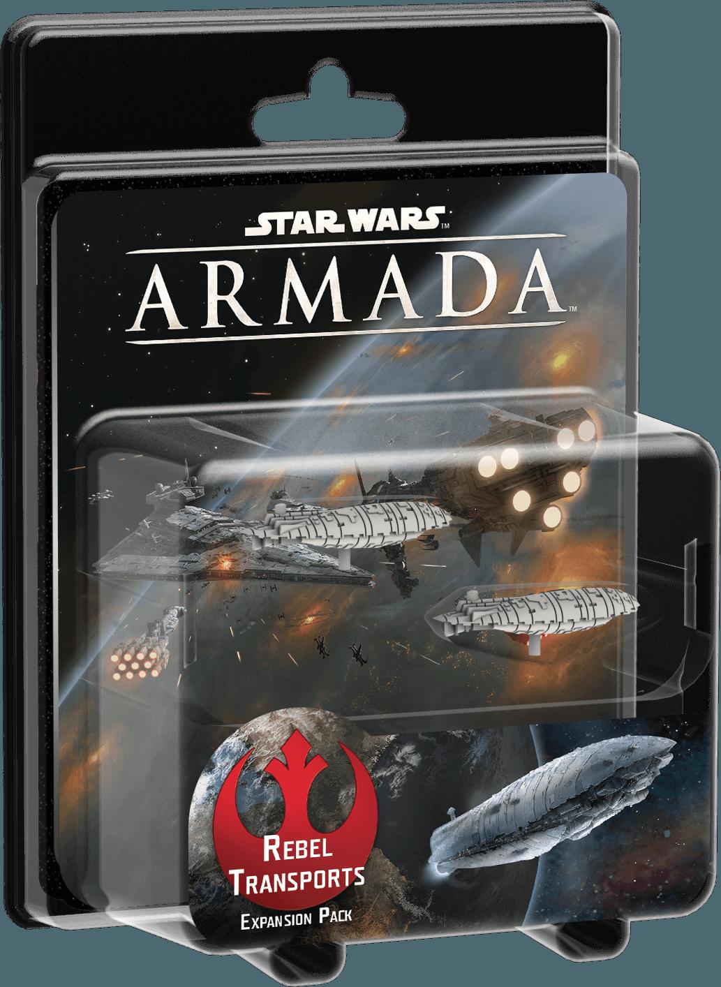 Star Wars: Armada –  Rebel Transports Expansion Pack