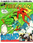RPG Item: Complete Golden Age Oddballs: The Fire-man & The Buzzard