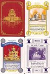 Board Game Accessory: World's Fair 1893: Promo Cards