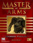 RPG Item: Master at Arms: Crimson Pugilist