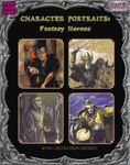 RPG Item: Character Portraits: Fantasy Heroes