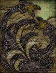RPG Item: VTT Map Set 228: Fossilized Hydra Caverns