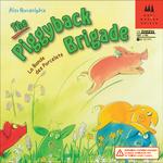 Board Game: The Piggyback Brigade