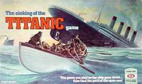 Board Game: The Sinking of the Titanic