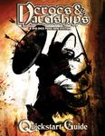RPG Item: Heroes & Hardships Quickstart Guide