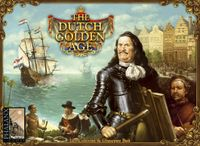 Board Game: The Dutch Golden Age