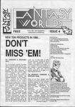 Issue: Fantasy Worlds (Issue 4 - Feb 1988)