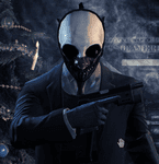 Character: Wolf (Payday)