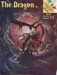Issue: Dragon (Issue 28 - Aug 1979)