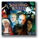 Board Game: A Touch of Evil: Something Wicked Expansion