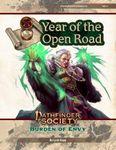RPG Item: Pathfinder 2 Society Scenario 1-12: Burden of Envy