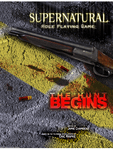 RPG Item: Supernatural: The Hunt Begins