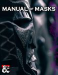 RPG Item: Manual of Masks