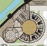 RPG Item: Shiran's Pamesani Arena Map