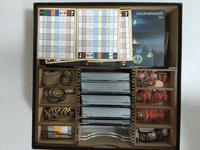 Board Game Accessory: 7 Wonders: Go7 Insert