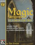 RPG Item: MAGIC: Eladrin Edition