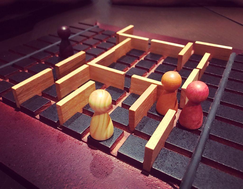 Board Game: Quoridor