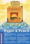 Board Game: Die Siedler von Catan: Paper & Pencil