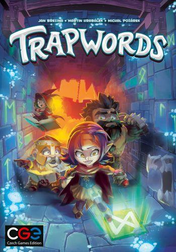 Board Game: Trapwords