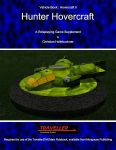RPG Item: Vehicle Book Hovercraft 2: Hunter Hovercraft