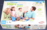 Board Game: Learning to Share Fun Park Game