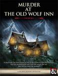 RPG Item: Murder at the Old Wolf Inn