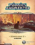 RPG Item: Psionics Augmented: Highlord II