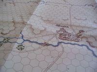 Board Game: La Bataille d'Albuera: Espagnol