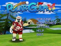 Video Game: Polar Golfer