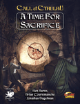 RPG Item: A Time For Sacrifice