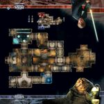 Board Game Accessory: Star Wars: Imperial Assault – Jabba's Palace Skirmish Map