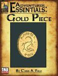 RPG Item: Adventurer Essentials: Gold Piece