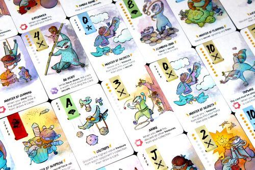 Board Game: Ninjitsu!