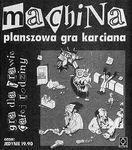 Board Game: Machina