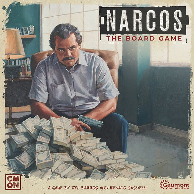 Narcos: A társasjáték
