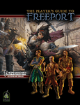 RPG Item: The Player's Guide to Freeport