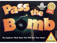 Board Game: Pass the Bomb