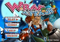 Video Game: Wrap Attack