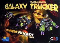 Board Game: Galaxy Trucker: Anniversary Edition