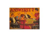 Board Game: Answerit