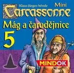 Board Game: Carcassonne: Mage & Witch