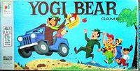 Board Game: Yogi Bear Game