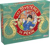 Board Game: The Mysteries of Peking
